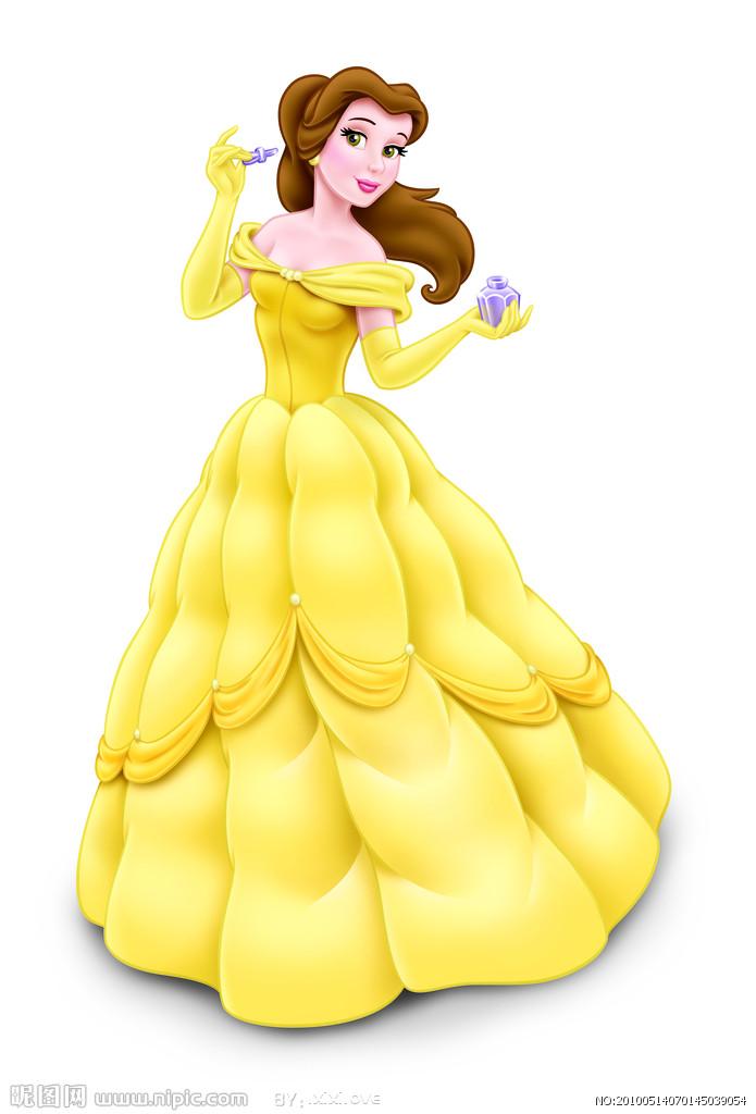 2012/3/11 | 迪士尼公主(三)